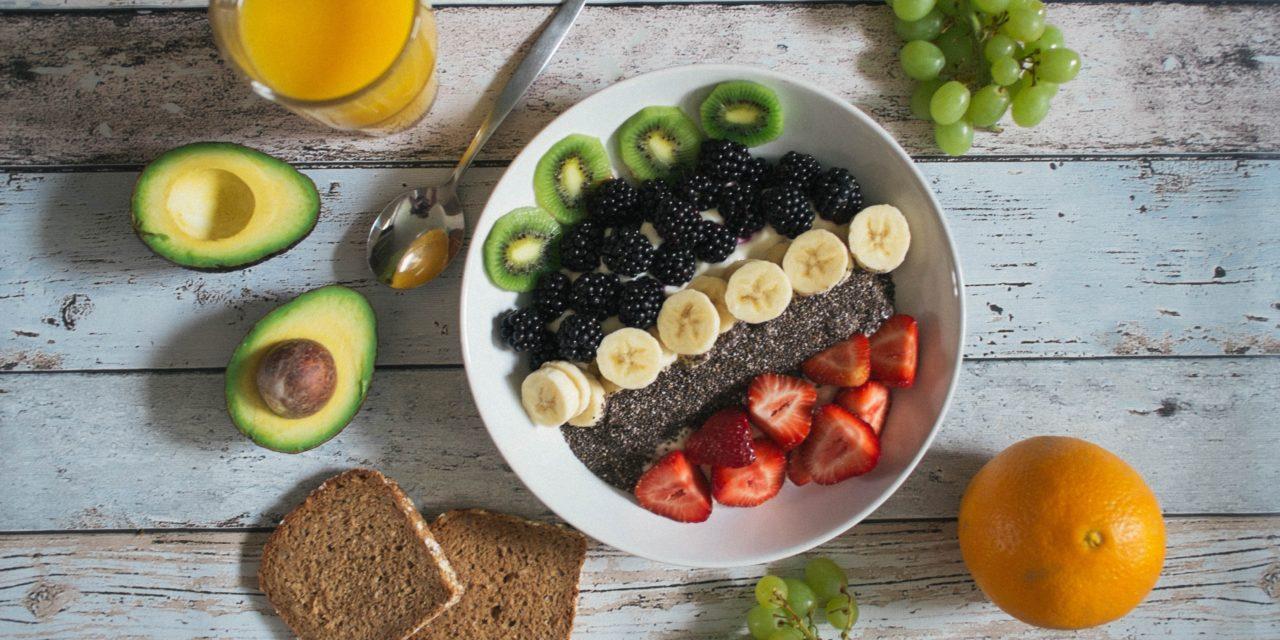 Jídlem proti ranním nevolnostem