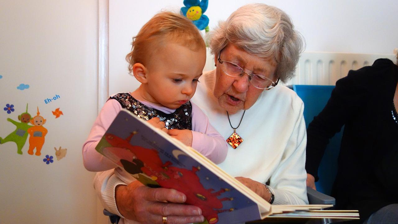 Číst dětem je důležité! Proč?