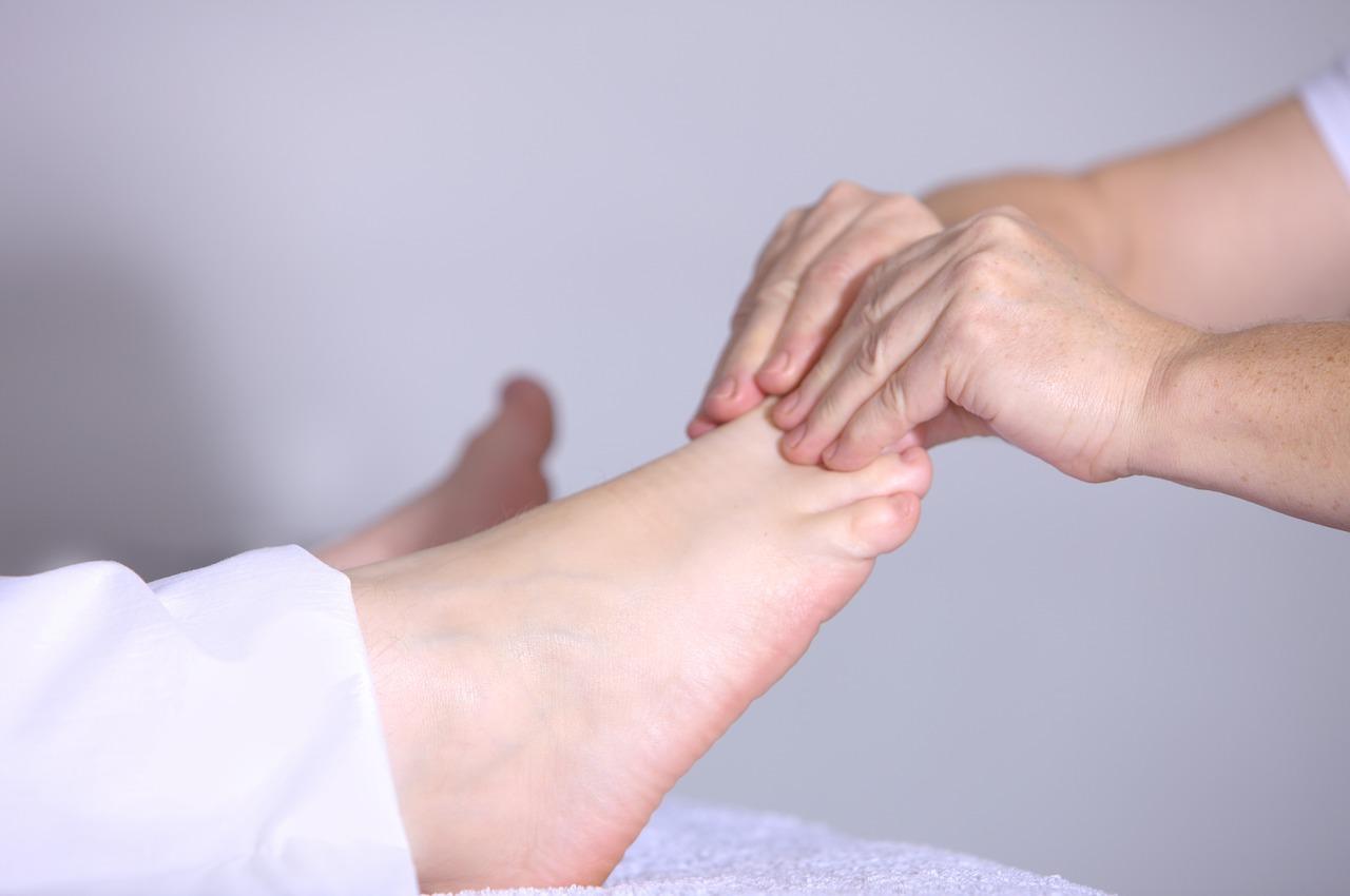 Otoky nohou vás mohou trápit celý rok – 2. díl