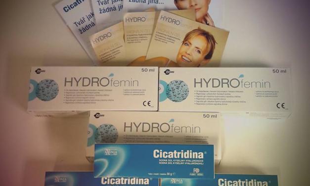 Soutěž o přípravky s kyselinou hyaluronovou