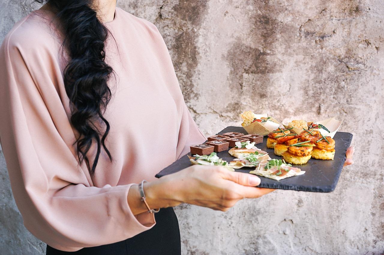 žena, Potraviny
