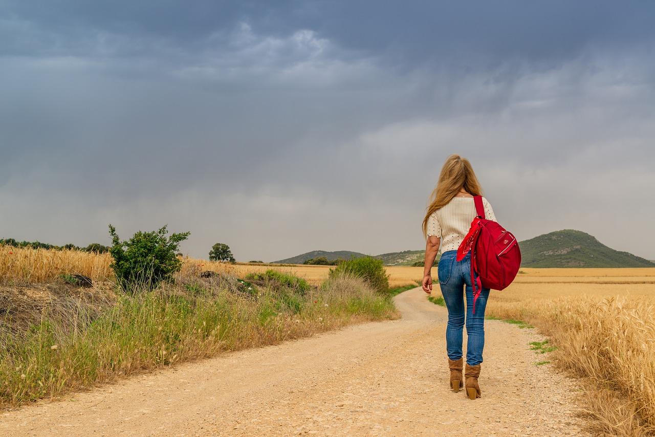 Zásady při cestování po vlastní ose