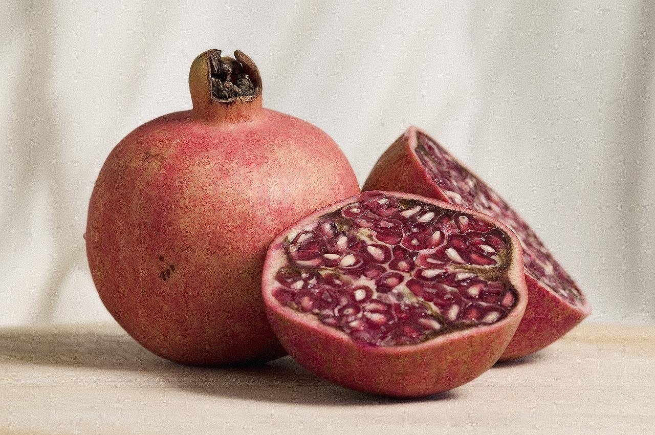 Granátové jablko: kosmetická vychytávka i elixír zdraví