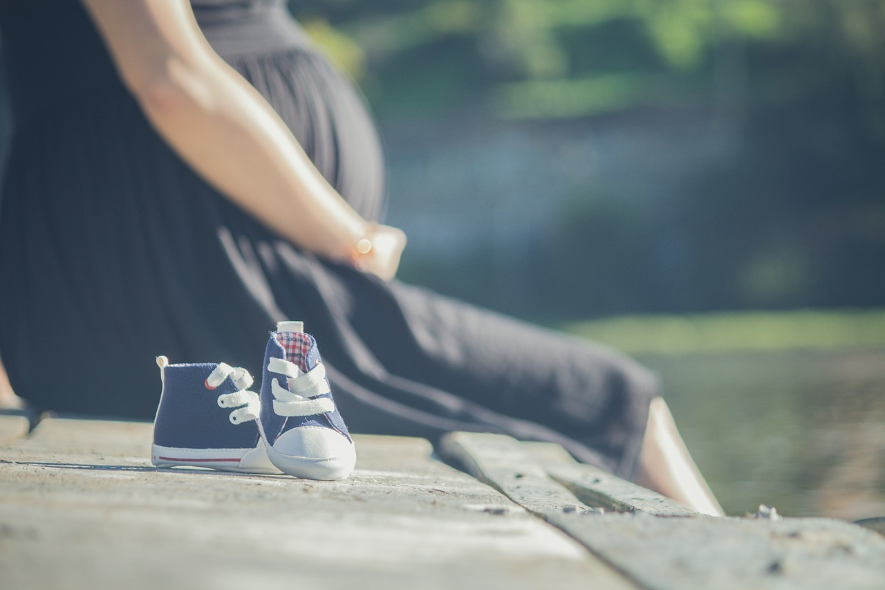 Zdravé těhotenství snadváhou?