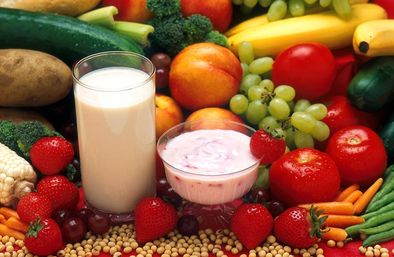 DASH dieta: snižuje krevní tlak i hmotnost