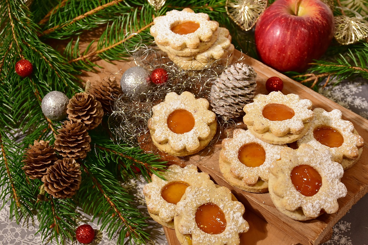 Vánoční obžerství aneb Jednou v roce na Vánoce