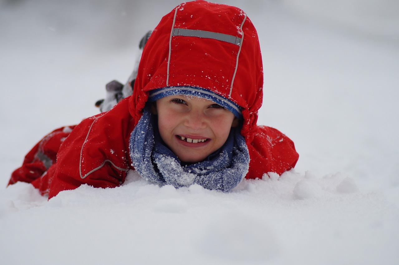 Zimní vitamíny pro vaše děti