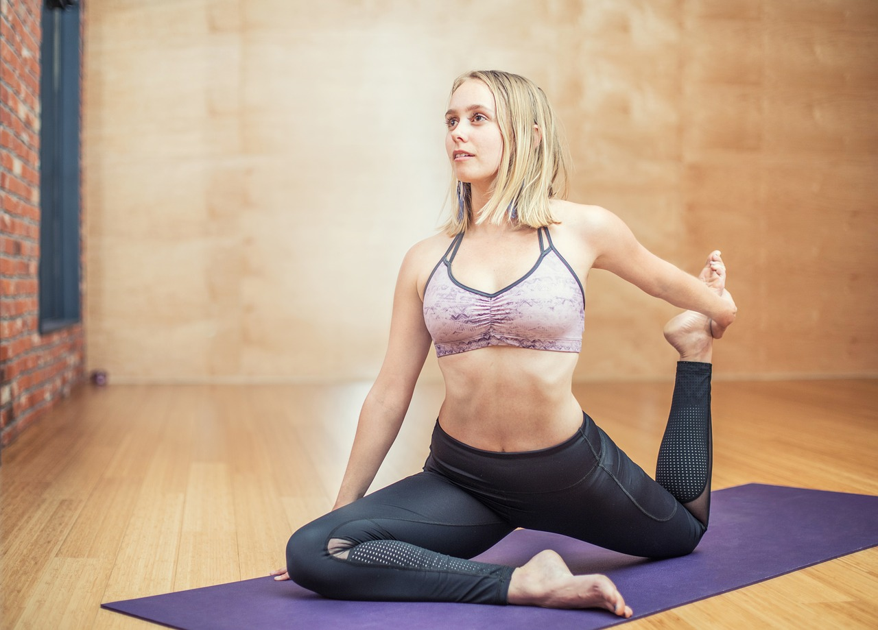 5 důvodů, proč začít cvičit jógu