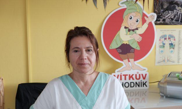 Ivana Kamencová: Správně chodit vyžaduje naši plnou pozornost