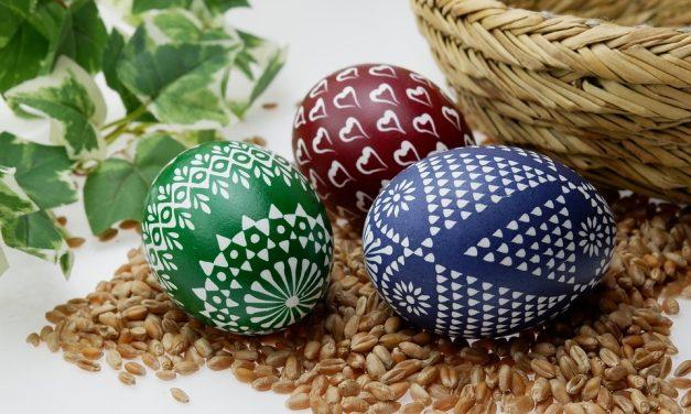Připravte si zdravé velikonoční menu!