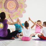 Dětská jóga: živé prcky zklidní, líné rozpohybuje