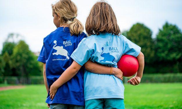 Problémy se zády u dětí jsou spojeny s nedostatkem pohybu